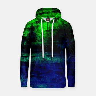 psychedelic sky clouds pattern wslsi Hoodie miniature