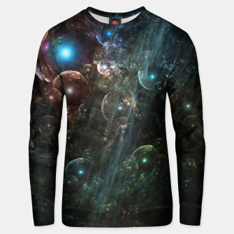 Thumbnail image of Mystery Of The Orb Cluster Unisex sweater, Live Heroes