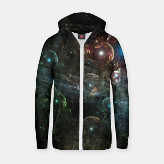 Thumbnail image of Mystery Of The Orb Cluster Zip up hoodie, Live Heroes