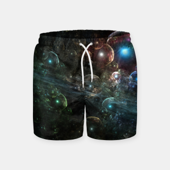 Thumbnail image of Mystery Of The Orb Cluster Swim Shorts, Live Heroes