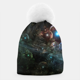 Thumbnail image of Mystery Of The Orb Cluster Beanie, Live Heroes