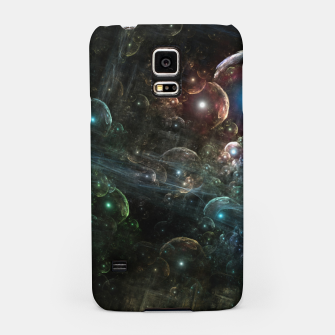 Thumbnail image of Mystery Of The Orb Cluster Samsung Case, Live Heroes