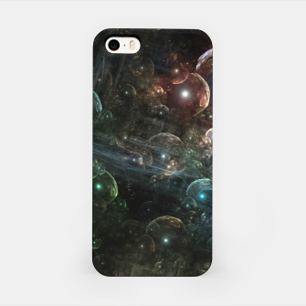 Thumbnail image of Mystery Of The Orb Cluster iPhone Case, Live Heroes