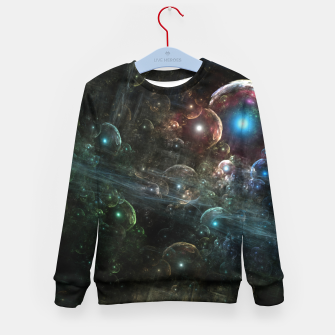 Thumbnail image of Mystery Of The Orb Cluster Kid's sweater, Live Heroes