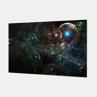 Thumbnail image of Mystery Of The Orb Cluster Canvas, Live Heroes