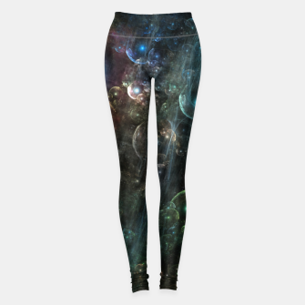Thumbnail image of Mystery Of The Orb Cluster Leggings, Live Heroes