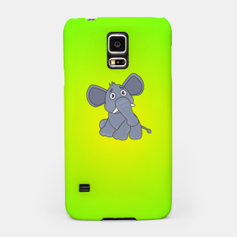 Elephant Samsung Case miniature