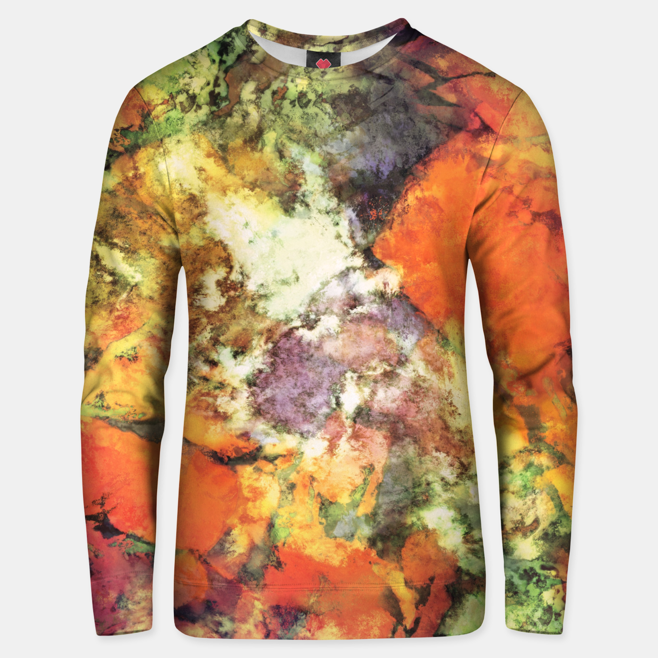 Image de Under the surface Unisex sweater - Live Heroes