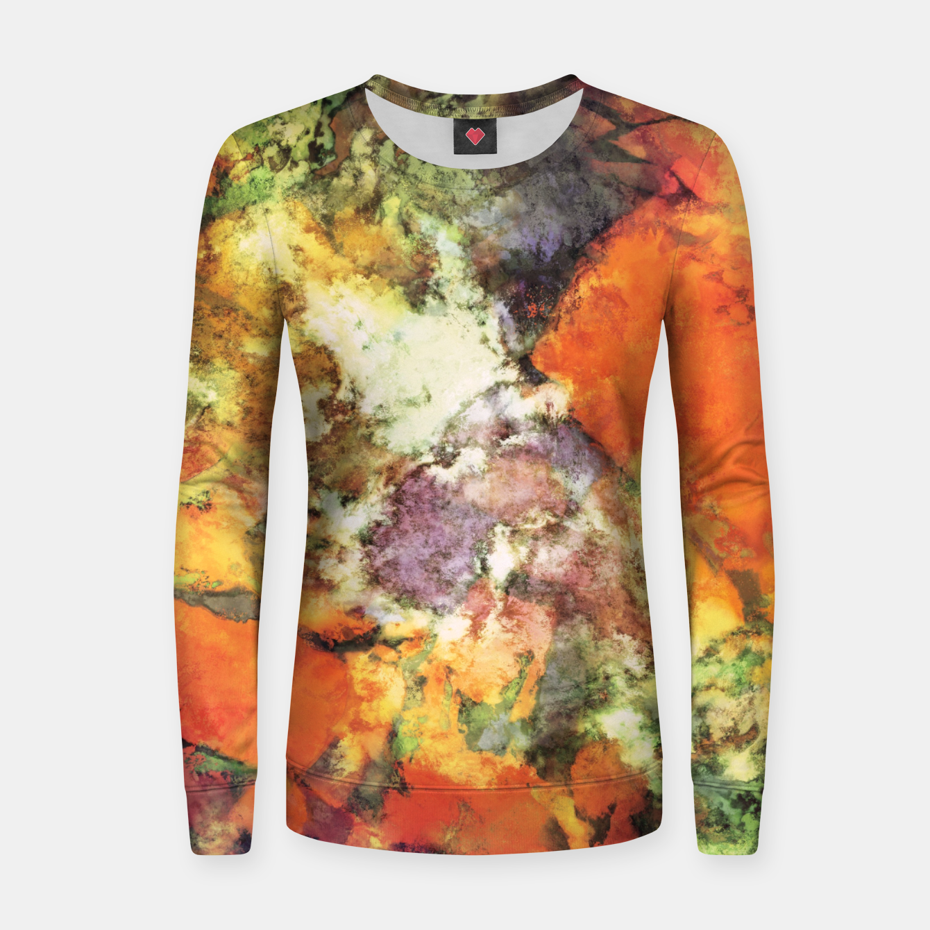 Image of Under the surface Women sweater - Live Heroes