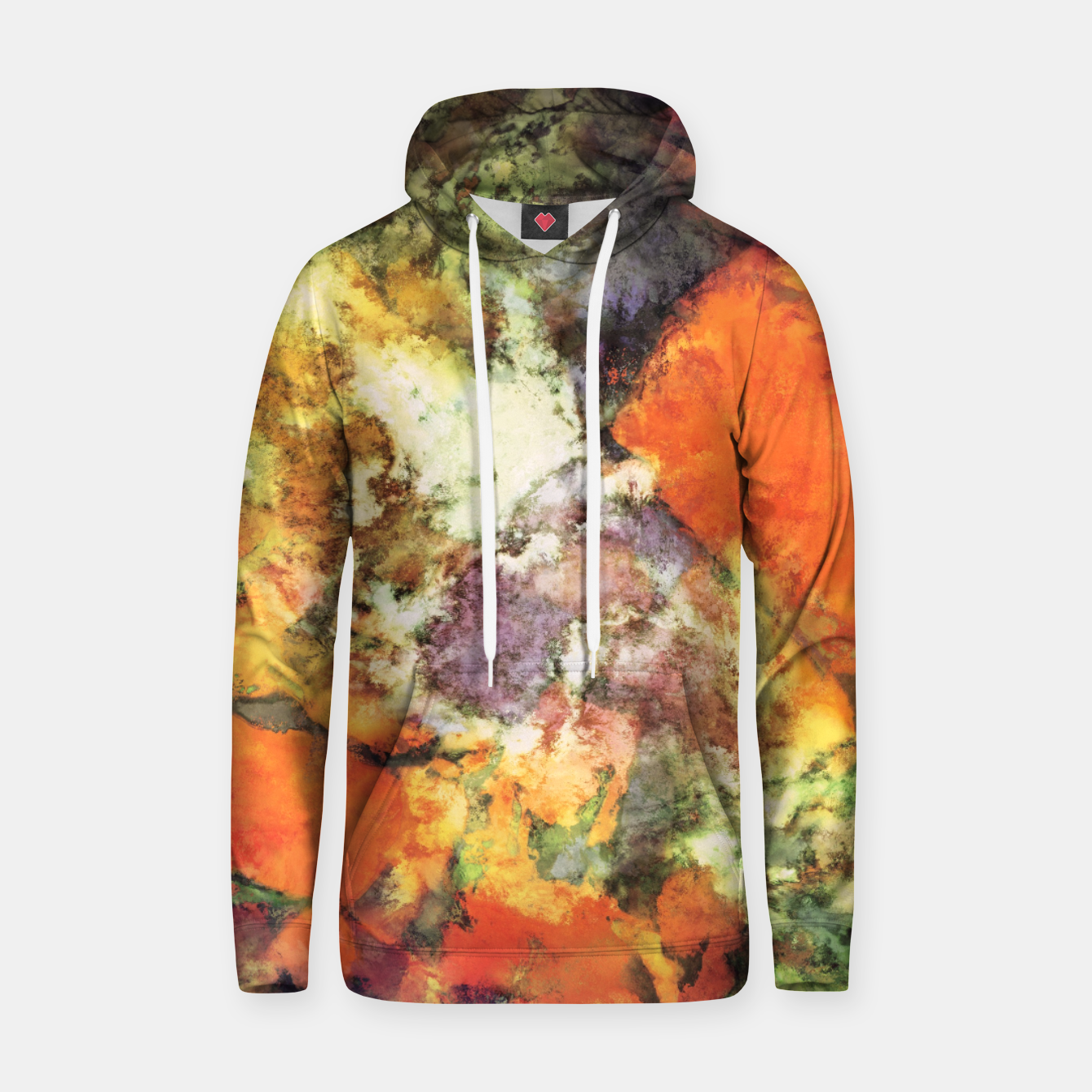 Image of Under the surface Hoodie - Live Heroes