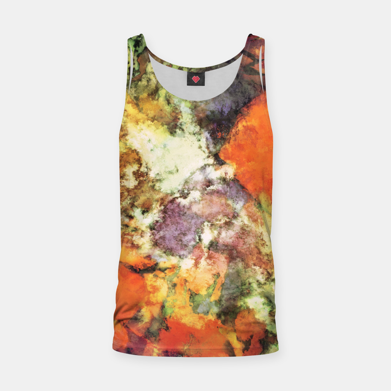 Image of Under the surface Tank Top - Live Heroes