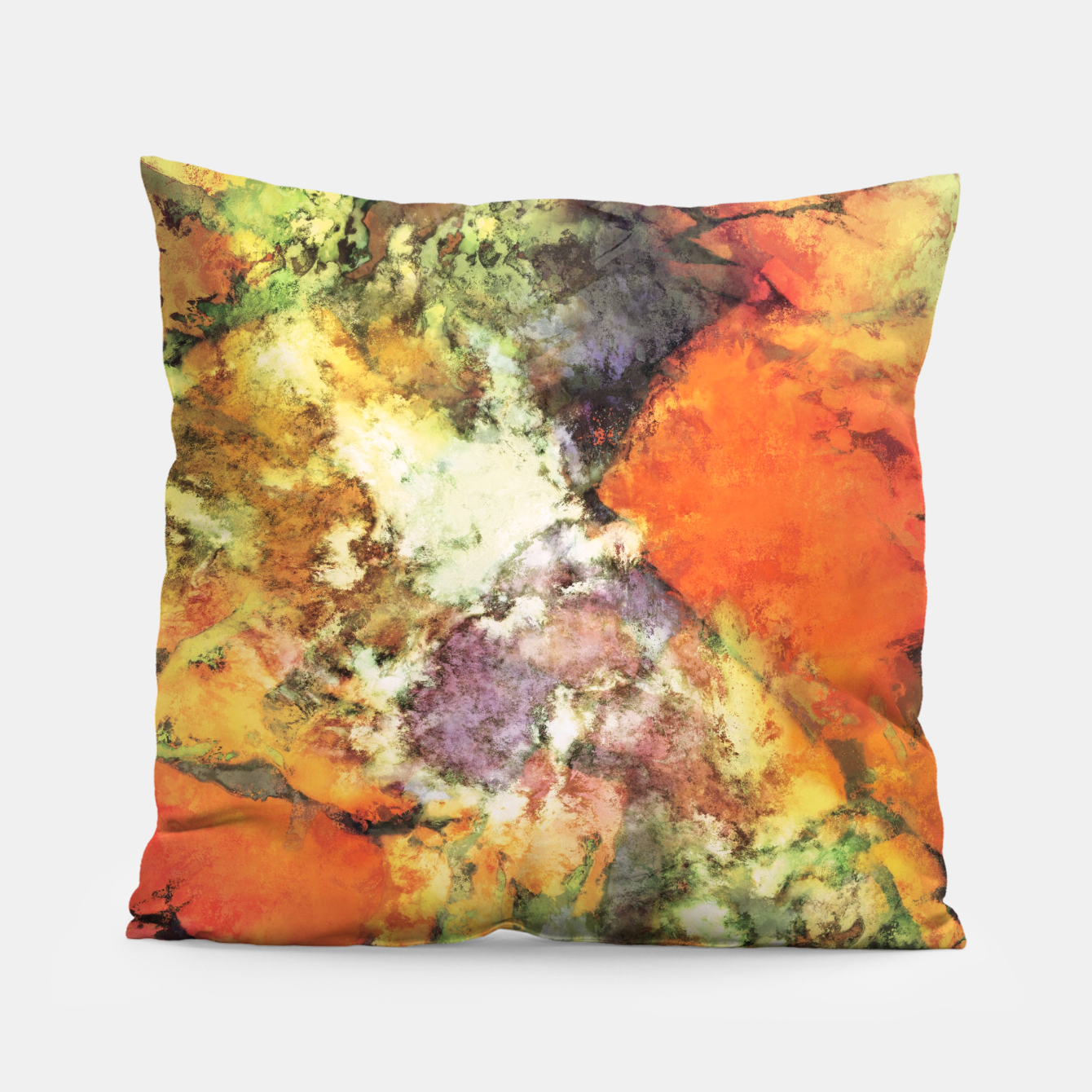 Image of Under the surface Pillow - Live Heroes