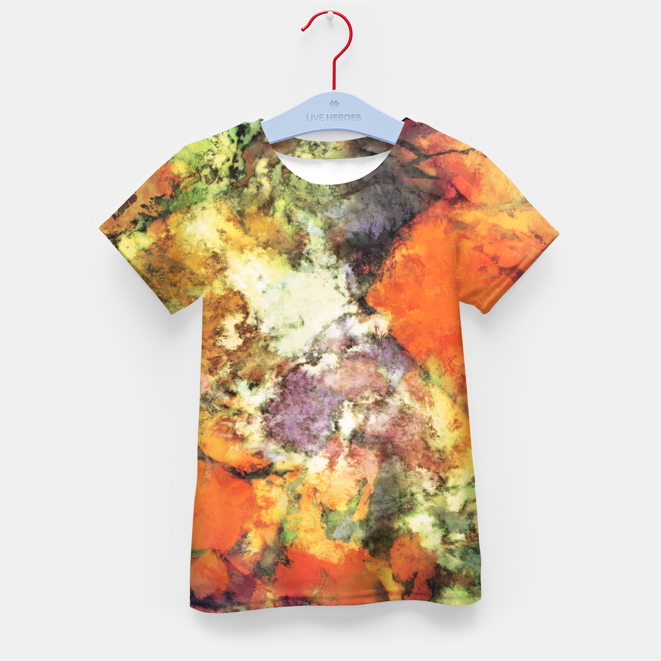 Image of Under the surface Kid's t-shirt - Live Heroes