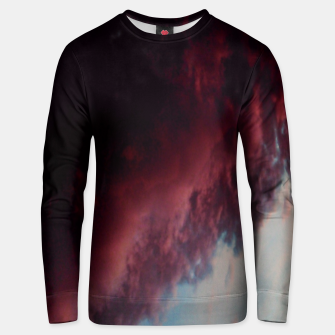 Miniaturka Red Skies Unisex sweater, Live Heroes