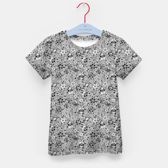 Thumbnail image of Twilight in the Rose Garden Kid's t-shirt, Live Heroes