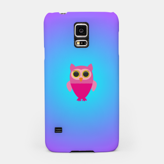 Thumbnail image of Pink Olw Samsung Case, Live Heroes