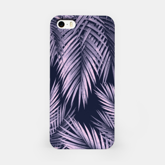 Thumbnail image of Palm Leaf Jungle Night Vibes #2 #tropical #decor #art iPhone-Hülle, Live Heroes