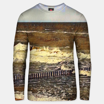 Thumbnail image of baltic see in winter Bluza unisex, Live Heroes