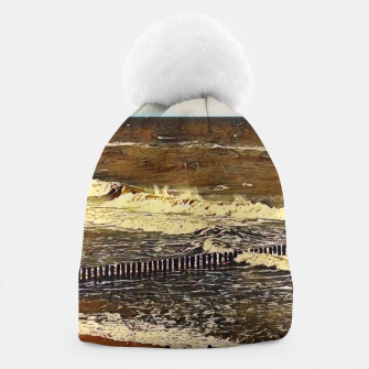 Thumbnail image of baltic see in winter Czapka, Live Heroes