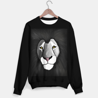 Miniatur The Grey Lion Sweater regular, Live Heroes