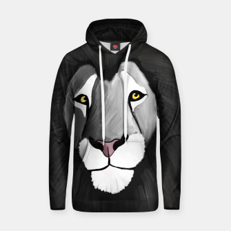 Miniatur The Grey Lion Hoodie, Live Heroes
