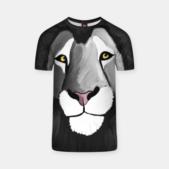 Miniatur The Grey Lion T-shirt, Live Heroes