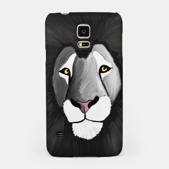 Miniatur The Grey Lion Samsung Case, Live Heroes