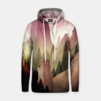 Miniature de image de The Forest and mountains Hoodie, Live Heroes