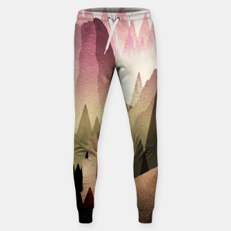 Thumbnail image of The Forest and mountains Sweatpants, Live Heroes