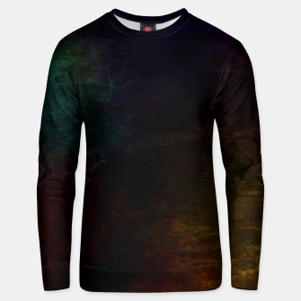 Thumbnail image of colored water Unisex sweater, Live Heroes