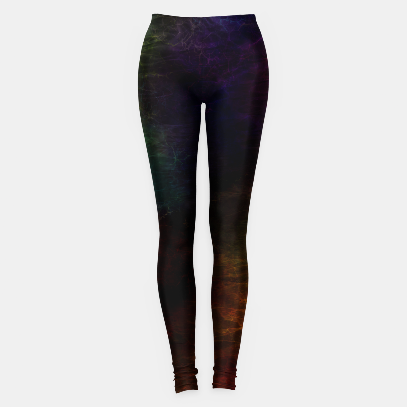Image of colored water Leggings - Live Heroes
