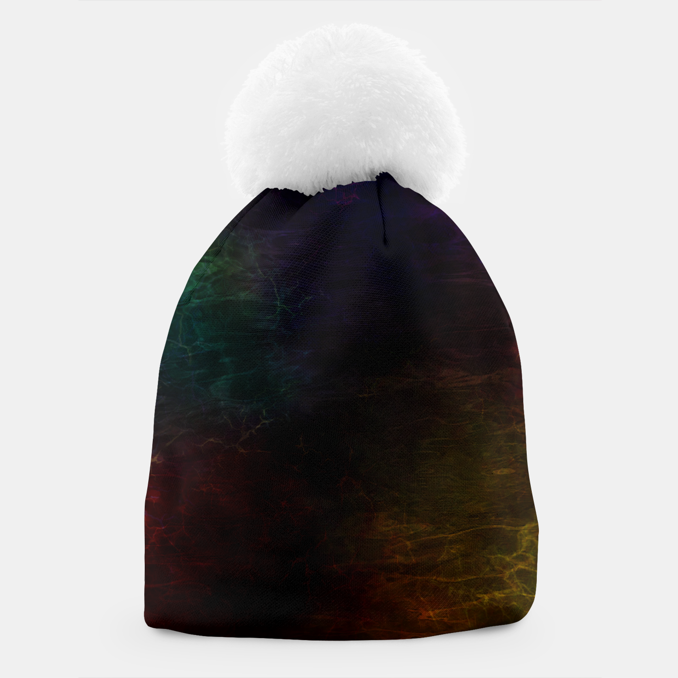 Image of colored water Beanie - Live Heroes