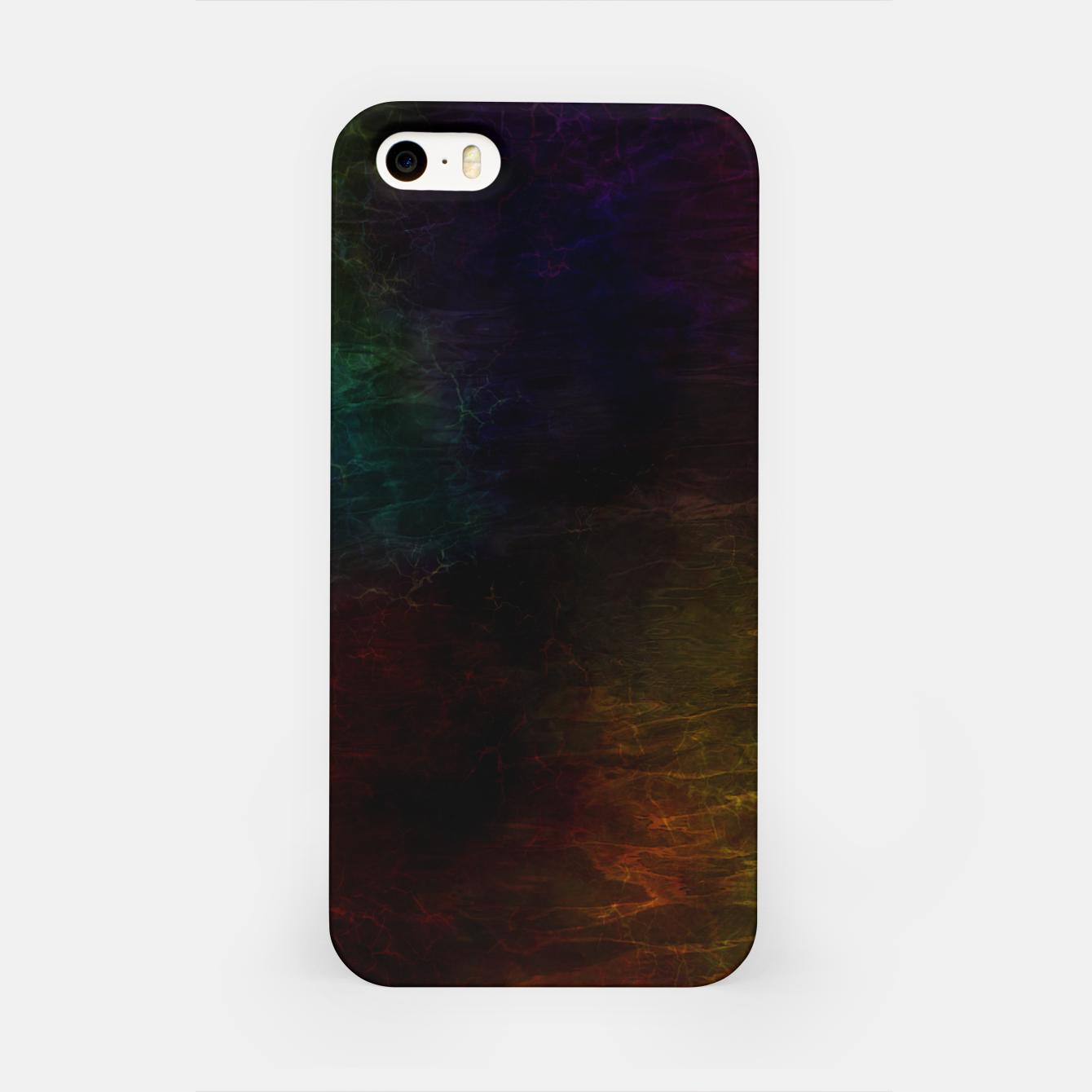 Image of colored water iPhone Case - Live Heroes