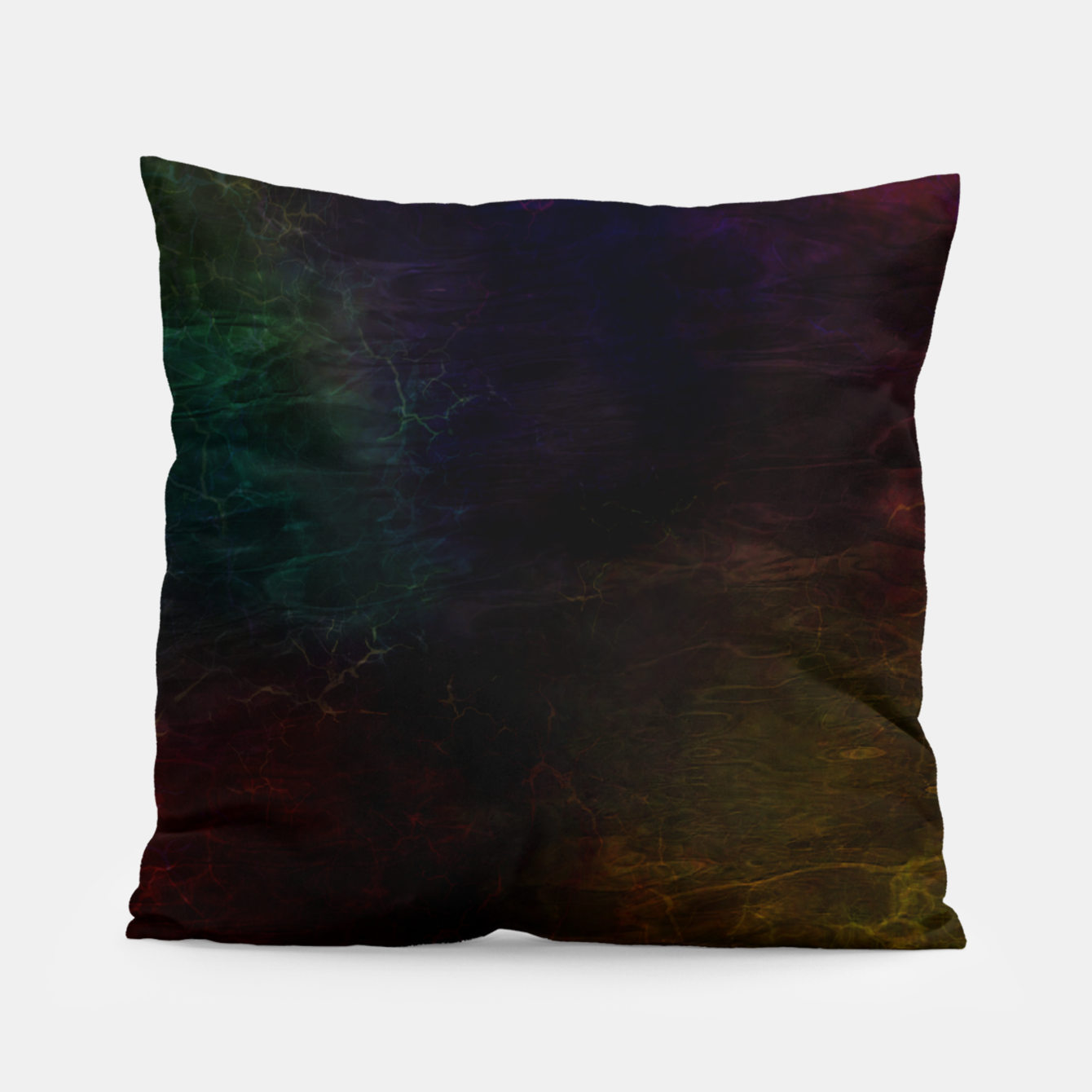 Image of colored water Pillow - Live Heroes