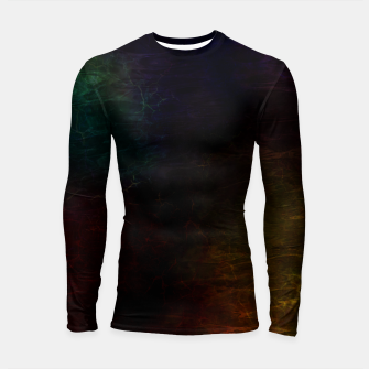 Thumbnail image of colored water Longsleeve rashguard , Live Heroes