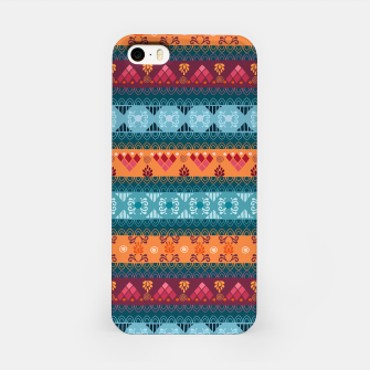 Thumbnail image of Tribal Pattern - 17 Laice Braid iPhone Case, Live Heroes