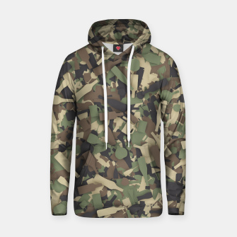 Thumbnail image of Forest alcohol camouflage Hoodie, Live Heroes