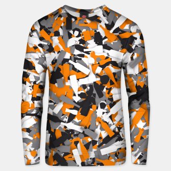 Thumbnail image of Urban alcohol camouflage Unisex sweater, Live Heroes