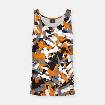 Thumbnail image of Urban alcohol camouflage Tank Top, Live Heroes