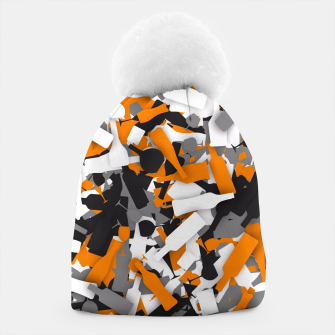 Thumbnail image of Urban alcohol camouflage Beanie, Live Heroes