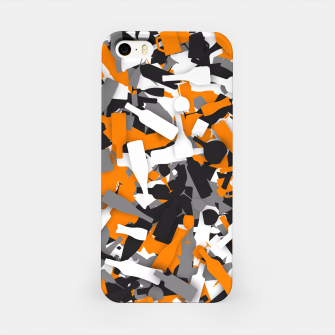 Miniatur Urban alcohol camouflage iPhone Case, Live Heroes
