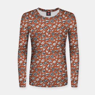 Thumbnail image of Sunrise in the Rose Garden Women sweater, Live Heroes