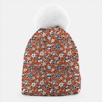Thumbnail image of Sunrise in the Rose Garden Beanie, Live Heroes