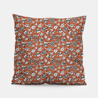 Thumbnail image of Sunrise in the Rose Garden Pillow, Live Heroes