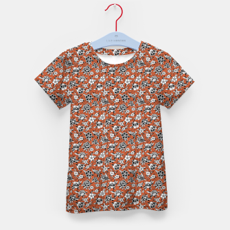 Thumbnail image of Sunrise in the Rose Garden Kid's t-shirt, Live Heroes