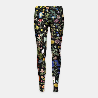 Thumbnail image of Healing kids leggings, Live Heroes