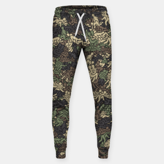 Miniaturka Sex positionns camouflage Sweatpants, Live Heroes