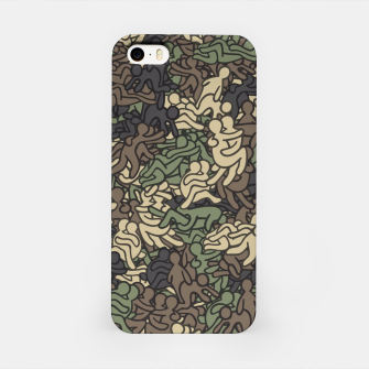 Miniaturka Sex positionns camouflage iPhone Case, Live Heroes