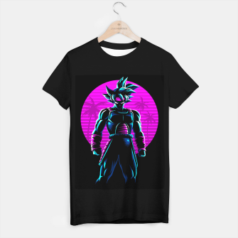 Thumbnail image of Retro father Camiseta Regular, Live Heroes