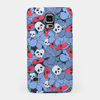 Thumbnail image of Death Rising from the Ground Samsung Case, Live Heroes